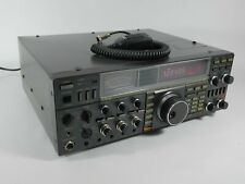 Icom IC-765 Vintage Ham Radio HF Transceiver w/ Microphone (works well)