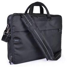 """Original Dell Black Nylon Topload Notebook / Laptop Bag w/ Shoulder Strap 15.6"""""""