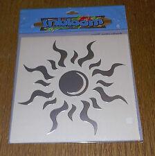 """Sun Sticker, 5""""x5"""" For Window, Surf board, Lap top etc."""
