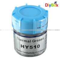 20g Grey HY510-CN10 Thermal Conductive Grease Paste GPU CPU LED Chipset Cooling