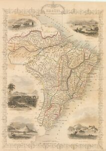 Brazil, 1855