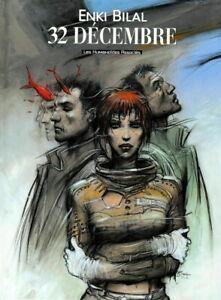 Album Comics The Humanoids Related Enki Bilal 32 Decembre New