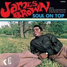 Disques vinyles pour Gospel James Brown