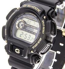 Casio G-SHOCK DW-9052GBX-1A9ER Armbanduhr Digital Herrenuhr Timer Alarm schwarz