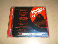 Rhythm & Soul n°1 CD Compilation (James Brown, Chic, Kool & The Gang,...)