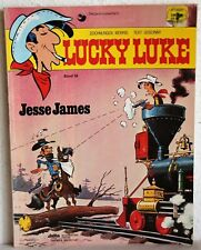 Lucky Luke Tome 38-Jesse James