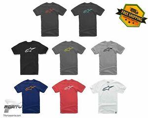 Alpinestars Ageless T-Shirt Short Sleeve Graphic Tee Men MX Motocross MTB Street