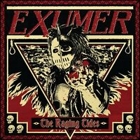 EXUMER - THE RAGING TIDES   CD NEUF