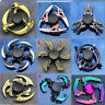 Future Knight Equipment Fidget Finger hand Spinner EDC Game Metal Gyro kids Toy