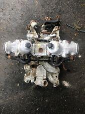 Lot5 RANGE ROVER Classic 3.5 Intake SU Manifold Carbs Carburetters Rough
