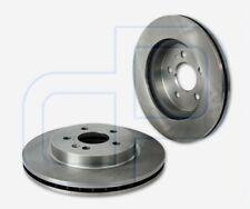 2 Bremsscheiben MERCEDES M-Klasse W163 ML bis Fgst. vorne | Vorderachse Ø 303 mm