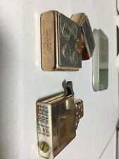 Zippo Lighter Small Change Rare Copper 03 New