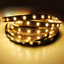 Super Bright 5630 Led Strip Light Lamp Warm White 5M 300Leds Flexible SMD 12V