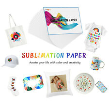 Htvront 120gsm A3 150 Sheets Sublimation Transfer Paper For Mug Cup T Shirt