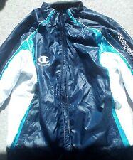 champion USA  90s sport vtg casuals track top  new Jacket  wet look nylon shiny