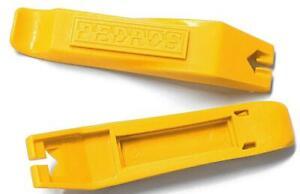 Pedros Tyre Levers Yellow