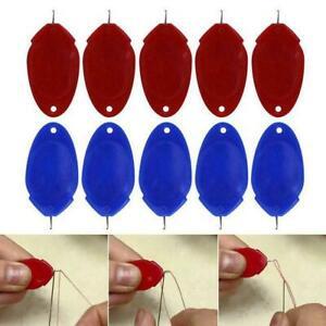 20Pcs Needle Threader Simple Needle Threading Hand or Machine Threading
