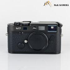 Leica M7 0.72 Black Film Rangefinder camera body Germany Yr.2001