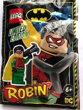 Lego Batman Robin Mini Figure Polybag