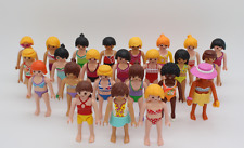 Playmobil Figur Frau Bikini Badeanzug Strand Schwimmbad City Life Freizeit