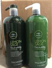 Paul Mitchell Tea Tree Lemon Sage Thickening Shampoo & Conditioner Duo 1L