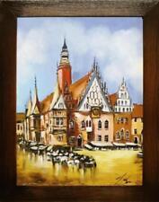 Originale künstlerische Öl Landschaften & Städte-Malereien direkt vom Künstler