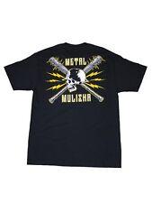 Metal Mulisha Men's Blunt Force Short Sleeve T-shirt Freestyle Motocross Tee