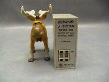 Electromatic SB 269 120 SB269120 Interval Timer 1-99 min 11 pin USED