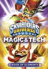 Skylanders Book of Elements: Magic and Tech (Skylanders Adventure) By Author