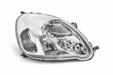 Toyota Yaris MK1 03-05 Headlight Chrome Headlamp Right Driver Off Side O/S