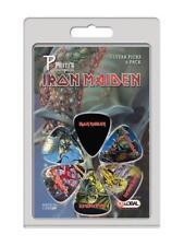 IRON MAIDEN Guitar Picks 6 Pack 1st OFFICIAL MERCHANDISE