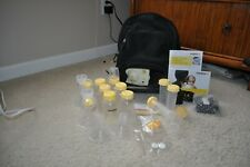 Medela-Pump-In-Style-Adva nced Double Breast Pump With Backpack And Car Charger