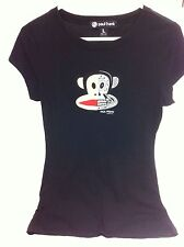 Paul Frank Industries Monkey Gorilla  Womens Girls shirt Shirt T-Shirt Large New