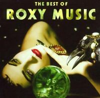ROXY MUSIC The Best Of CD BRAND NEW Bryan Ferry