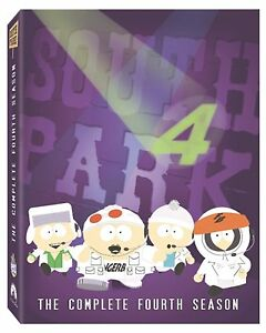 Brand New DVD South Park: The Complete Fourth Season (1997) Trey Parker Matt