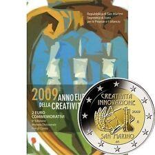 Pièces euro de Saint-Marin année 2009