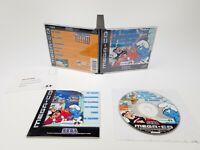 Sega Mega CD *Die Schlümpfe / The Smurfs* OVP mit Anleitung und Reg Card