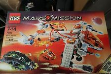 LEGO Space Mars Mission MX-71 Recon Dropship (7692) New in Sealed Box (NISB)
