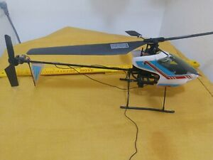 Vintage Walkera R/C Helicopter Electric Motor Battery Power
