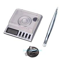 20gx0.001g Digital Precision Scale Gram Carat Grain Reload Jewelry Milligram Gem