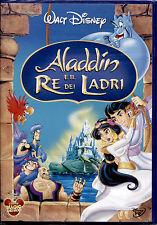 ALADDIN E IL RE DEI LADRI - DVD NUOVO SIGILLATO, PRIMA STAMPA, NO EDICOLA