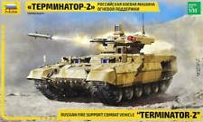Zvezda 1/35 Terminator 2 Russian Fire Support Combat Vehicle # 3695