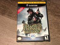 Medal of Honor Frontline Nintendo Gamecube Complete CIB Authentic