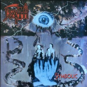 Death - Symbolic LP  New Sealed White Vinyl Metal Blade Obituary Metal 2014