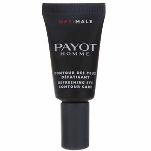 PAYOT OptiMale HOMME MEN REFRESHING EYE CONTOUR CARE GEL CREAM ~CONTOUR DES YEUX