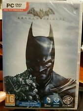 Batman Arkham Origins (NEW SEALED) PC GAME - FREE POST