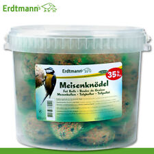 Erdtmanns 2800 g Meisenknödel mit Netz Vogelfutter Wildvögel Tierfutter