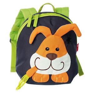 Sigikid Mini Rucksack Hase, Art-Nr. 24218 Neu Kindergarten Freizeit