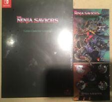 The Ninja Saviors: Return of the Warriors Tuned Collector's Edition (Switch)