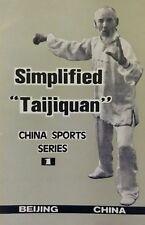 Simplified Taijiquan